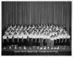 Girl's Glee Club - Crozier Jr. High (Photo courtesy of Sandi Mackley)