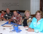 L to R - Linnea and Larry Bennett, Larry Grudt, Diane (Deal) Tollefson and Judy (Collins) Barlow