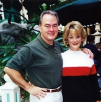 Paul and Alyce (Krech) Cooke - Taken at our 2000 Reunion