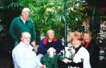 2000 Reunion - I recognize Joanne Earle and Denny Skirvin - and should probably recognize the others but I'm sorry I do