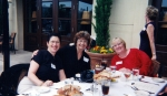 2001 Girls Luncheon - Marcia Renkow, Karen Kirby and Sandee Smith.