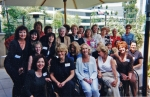 The Ladies Who Lunch!  2001 get together